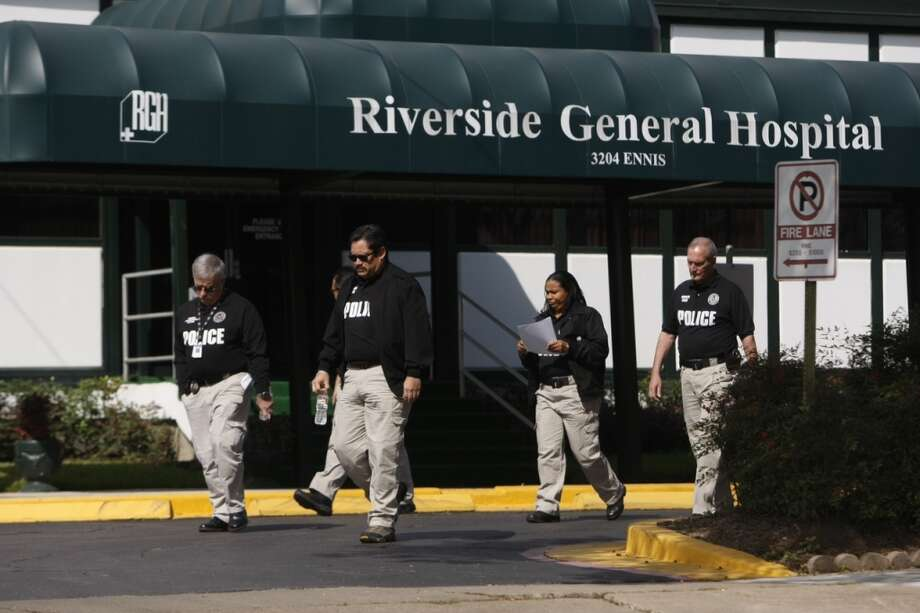An administrator at Riverside General Hospital is charged in a scam involving kickbacks to patient recruiters. Photo: Johnny Hanson, Houston Chronicle