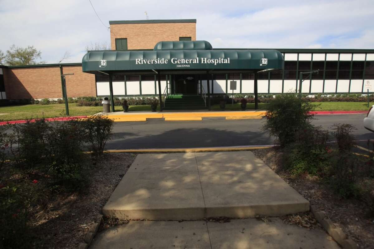The assistant administrator of Riverside General Hospital was arrested Wednesday in connection with more than $100 million in mental health clinic claims filed to Medicare.
