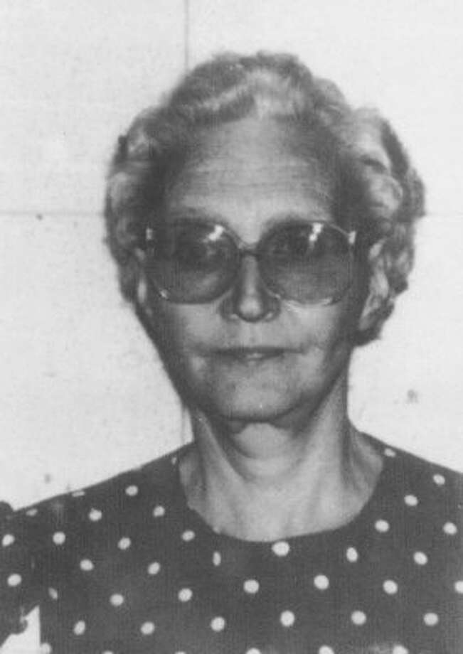 Dorothea Puente was convicted of poisoning seven elderly tenants of her Sacramento boarding house in the mid-1980s. Puente allegedly killed the boarders to cash their social security checks. (San Francisco Chronicle / File)