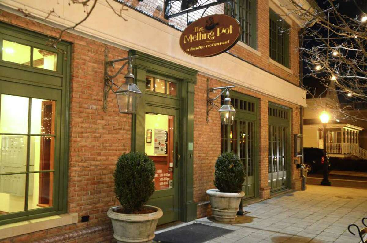 Melting Pot - Darien Patrons are invited to dip into the New Year's Eve celebration with a special four-course fondue meal with entrée choices including lobster, filet mignon, chicken and shrimp. A champagne toast and party favors are included. Reach the restaurant by phone at (203) 656-4774. More information here.