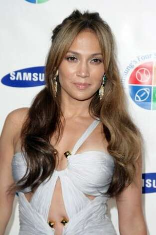 Jennifer Lopez -- except she is more an actress than a singer, or does that matter? (Neilson Barnard / ONLINE_YES)