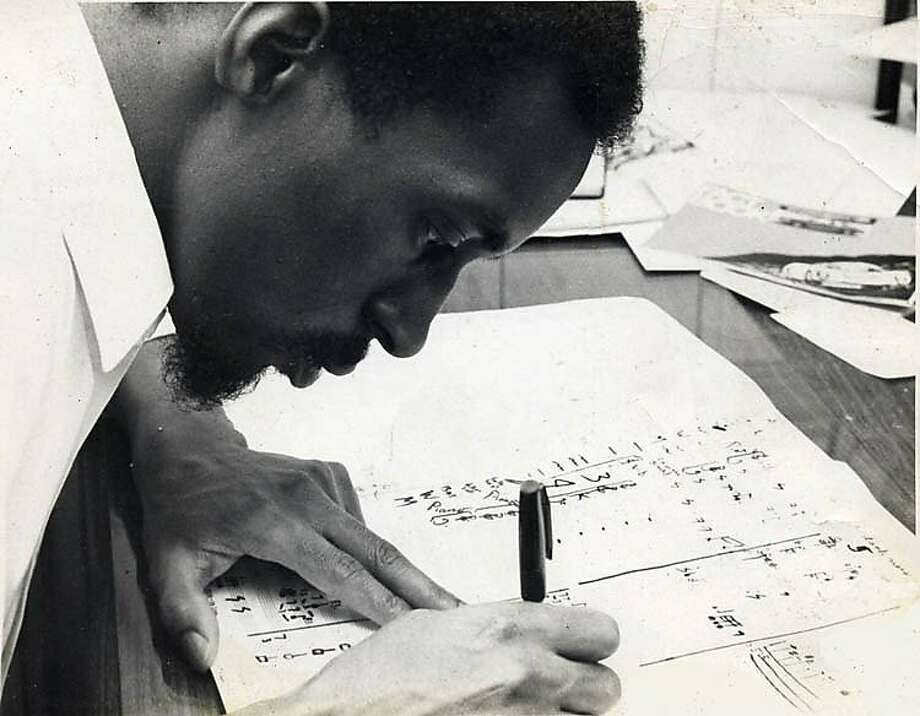 Composer Julius Eastman Photo: Donald Burkhardt