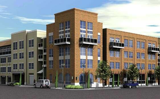 Apartment Construction Boom Under Way In San Antonio San