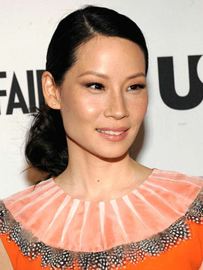 Actress Lucy Liu today. Photo: Getty Images