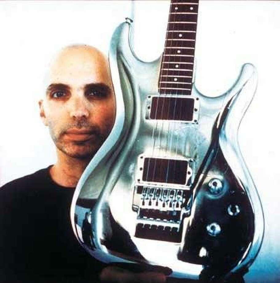 Joe Satriani Black Swans And Wormhole Wizards