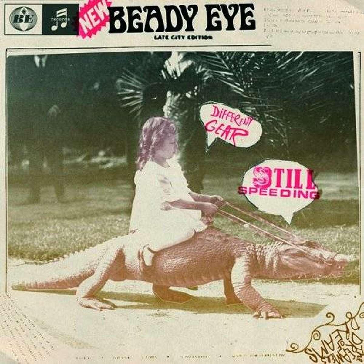 Beady Eye, 'Different Gear, Still Speeding'