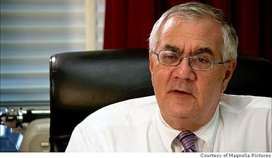 Barney Frank in OUTRAGE, a Magnolia Pictures release. Photo: Courtesy Of Magnolia Pictures