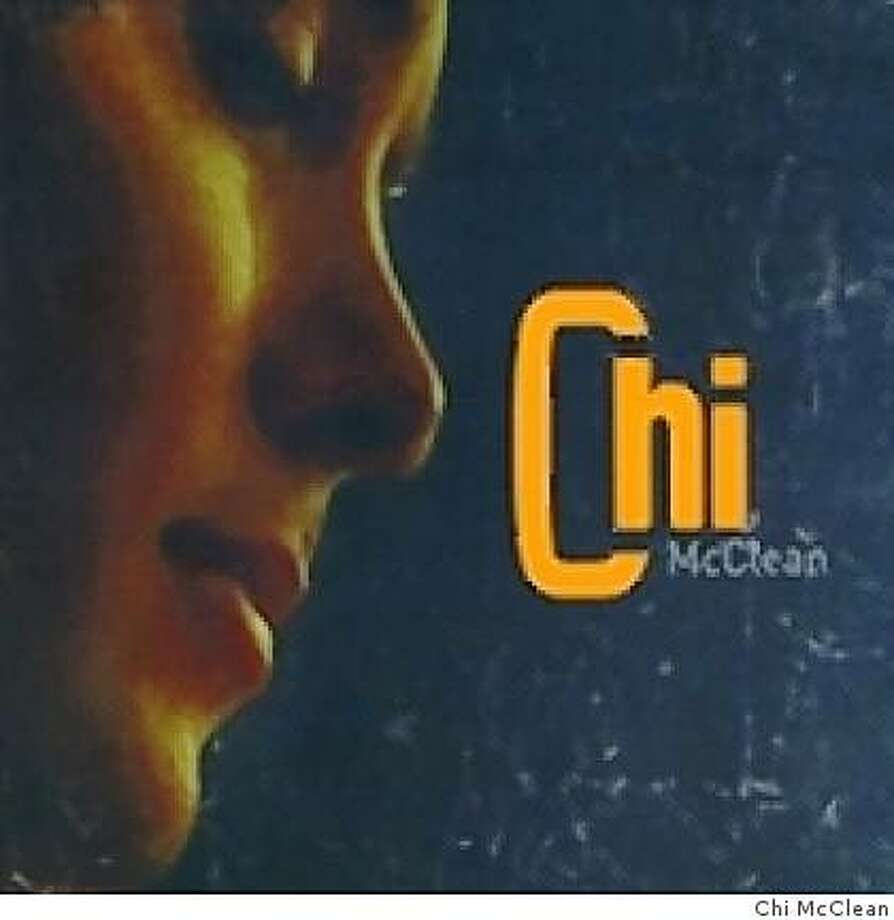 CD cover Photo: Chi McClean