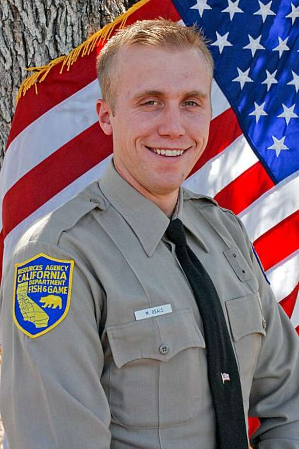 Patrick Foy Fish and Game Warden California Department of Fish and Game  1416 9th Street, Room 1342-C Sacramento, CA 95814 Photo: Courtesy Of Patrick Roy