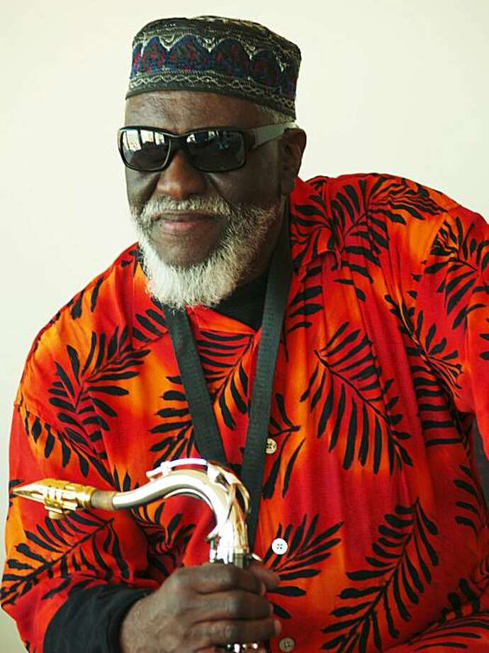 Pharoah Sanders Photo: Kuumbwa Jazz Center