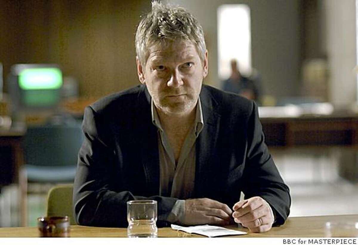 MASTERPIECE MYSTERY! 2009Kenneth Branagh will star in a new series based on the acclaimed Kurt Wallander detective books by best-selling Swedish author Henning Mankell. Shown: Kenneth Branagh as Kurt Wallander.(c) BBC for MASTERPIECE