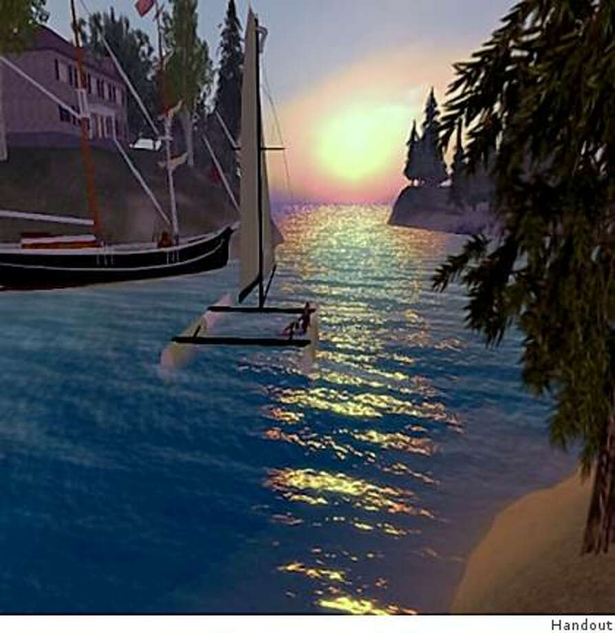 The Sailor?s Cove case was not unlike many real-world disputes: It was an ownership conflict based on an alleged oral contract. Attorney Ross Dannenberg represented two users who assisted a virtual real estate developer in running a large group of islands in Second Life called Sailor?s Cove. When the three parted ways, Dannenberg argued that the owner had previously made his two managers full partners and co-owners in the venture. But the owner of record claimed full ownership.The case was settled out of court, with Dannenberg?s clients receiving a financial settlement.Robert T. Brackman, attorney for the owner, issued a press release after the settlement saying that it was still unknown whether conversations between digital avatars could legally constitute oral contracts. Photo: Handout