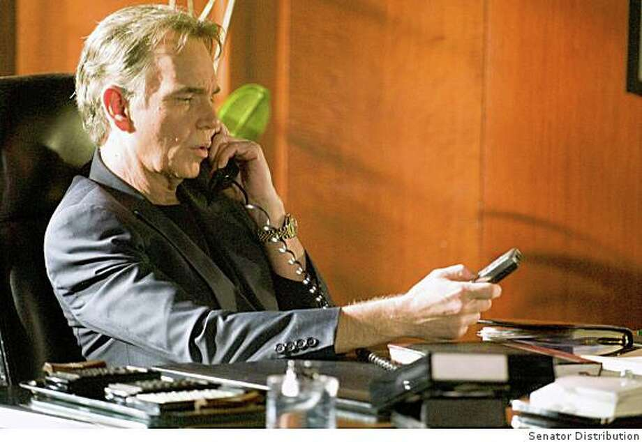 "Billy Bob Thornton in ""The Informers"" (2009). Photo: Senator Distribution"