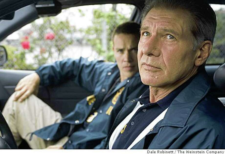 """Harrison Ford in """"Crossing Over."""" Photo:  Dale Robinett, The Weinstein Company"""