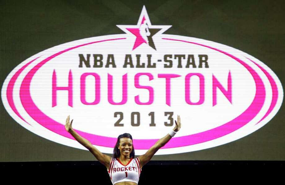 The Rockets Power Dancers are All-Star caliber. Photo: Michael Paulsen, Houston Chronicle / © 2012 Houston Chronicle