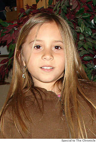 This hanout photo of 8 year old Sandra Cantu of Tracy, Califorina, was taken on March 8, 2009 on her 8th birthday.  Cantu was reported last being seen on March 27 at Orchard Estates Mobile Home Park wearing a pink Hello Kitty shirt and a striped dress. She is hispanic, with brown hair, brown eyes, about 4 feet tall and weighs 45 pounds. Photo: HO, Special To The Chronicle