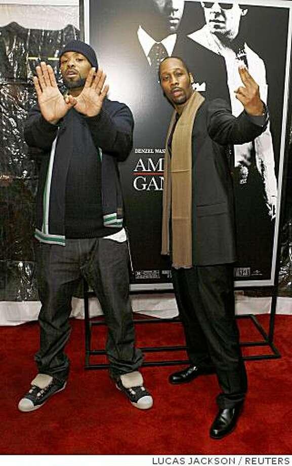 """Rappers """"Method Man"""" Photo: LUCAS JACKSON, REUTERS"""