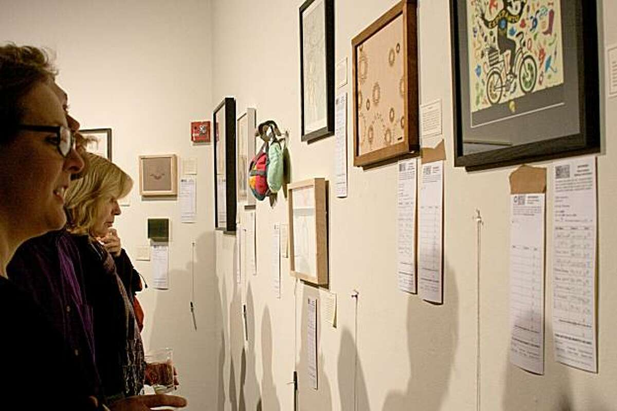 Winterfest's Art Show will have more than 50 pieces of bike-themed art.