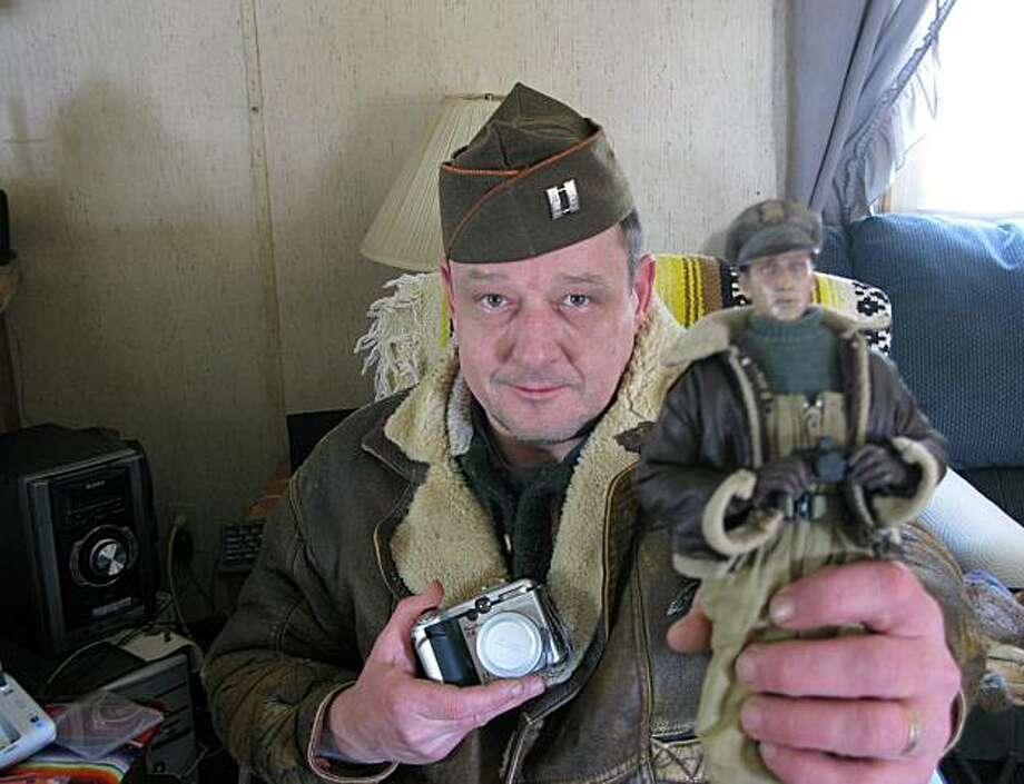 A scene from Jeff Malmberg's MARWENCOL, playing at the 53rd San Francisco International Film Festival, April 22 - May 6, 2010. Photo: S.F. International Film Festival