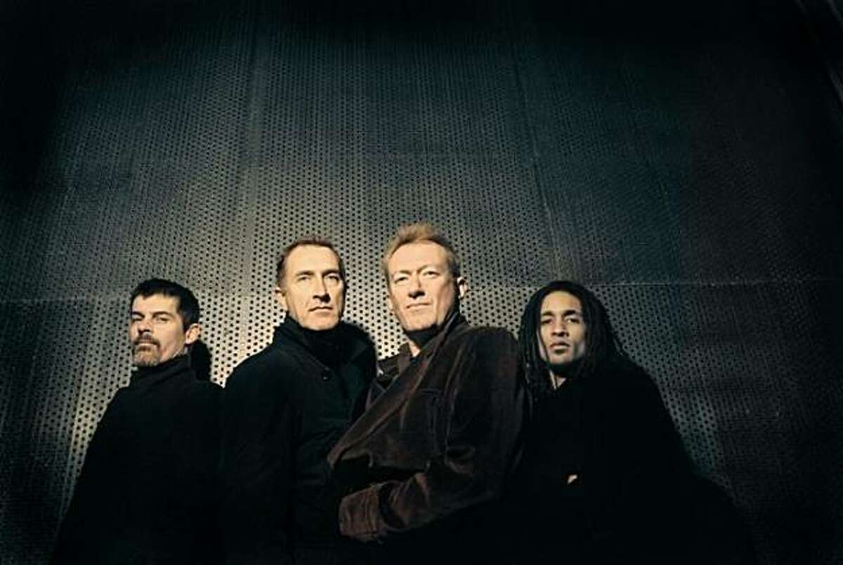The band Gang of Four