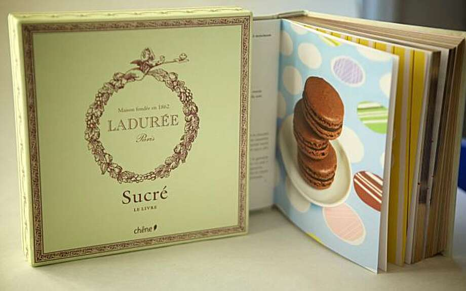 The new Sucre cookbook. Photo: Courtesy