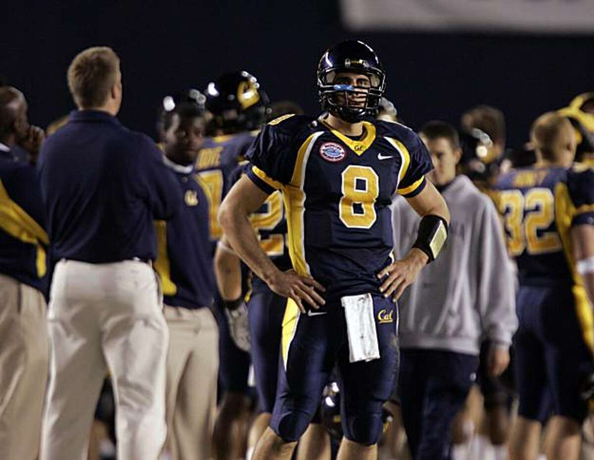 Aaron Rodgers A Leader Cal Teammates Recall