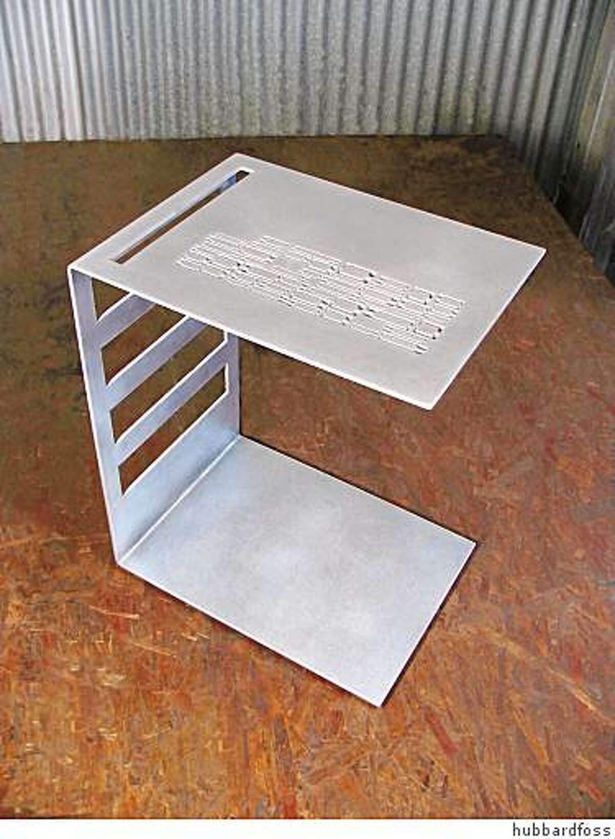 Lounge C laptop table from hubbardfoss, $400