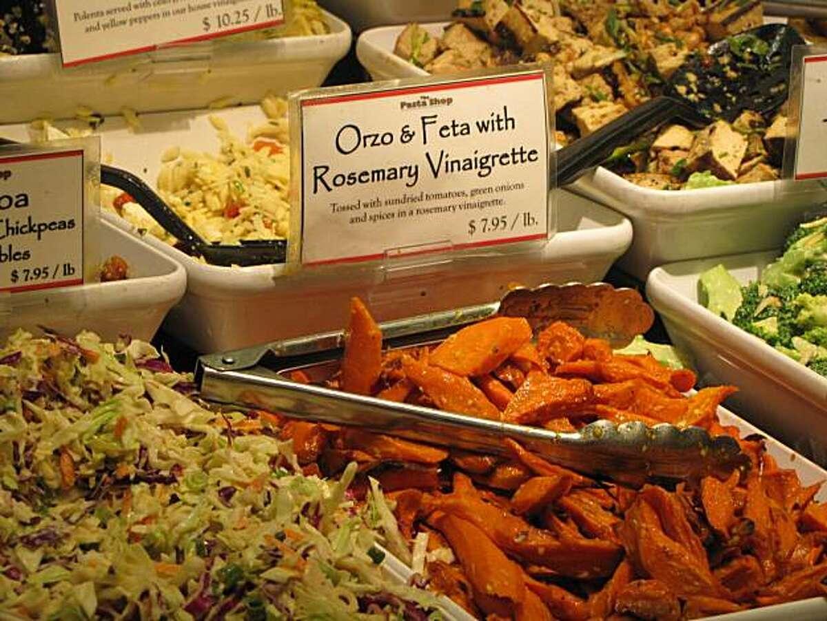 Site: Rockridge Market Hall Location: The Pasta Shop