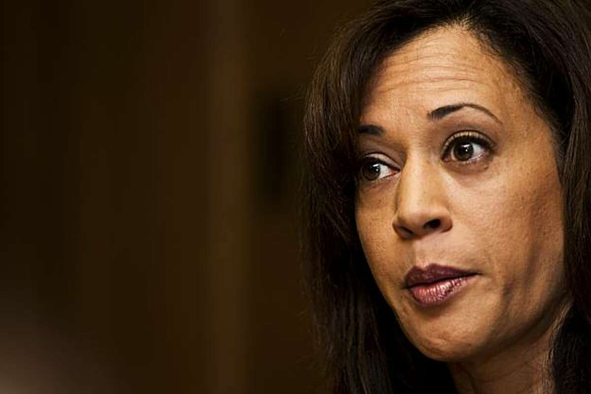 Kamala Harris, Democratic nominee for state attorney general, met with the San Francisco Chronicle Editorial Board on Tuesday, Sept. 21, 2010.