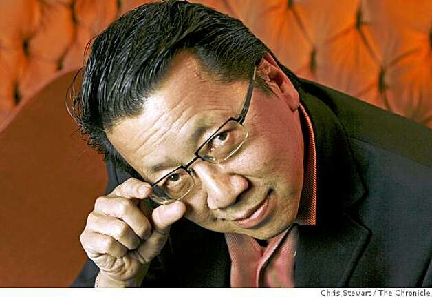 Former Rolling Stone writer Ben Fong-Torres in 2007 Photo: Chris Stewart, The Chronicle