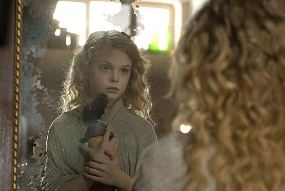 "In this film publicity image released by Noisette Film Productions, Elle Fanning is shown in a scene from ""The Nutcracker in 3D."" Photo: AP"