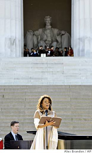 marian anderson and how she started the civil rights movement with the lincoln memorial concert Few moments in civil rights history are as important as the morning of sunday april 9, 1939 when marian anderson sang before a throng of thousands lined up along the mall by the lincoln memorial.