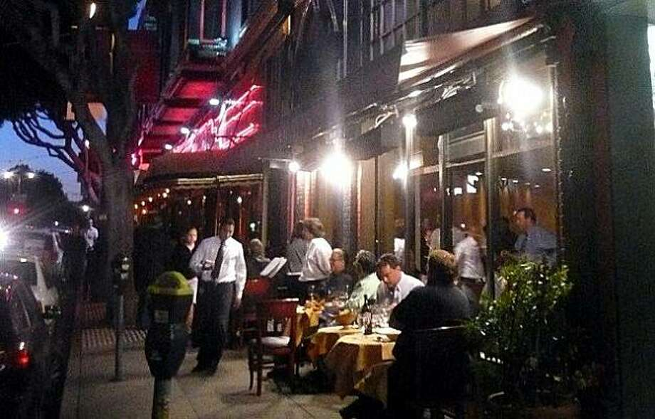 Colosseo in North Beach wants an opera-singing waiter. Photo: Paolo Lucchesi, InsideScoopSF