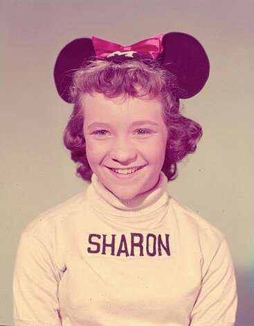 "Sharon Baird was one of the original Mousketeers on the first season of ""The Mickey Mouse Club,"" on ABC Photo: Walt Disney Family Museum"