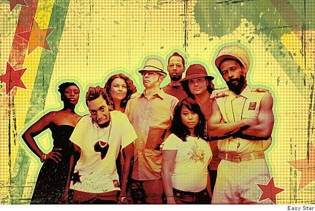 Easy Star All-Stars will perform June 19 at Alive at Five's reggae night. Photo: Easy Star