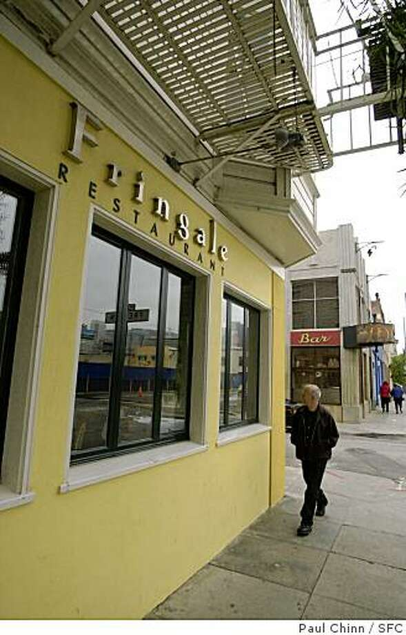 Fringale at its South of Market location on Fourth St. near Brannan. Photo: Paul Chinn, SFC