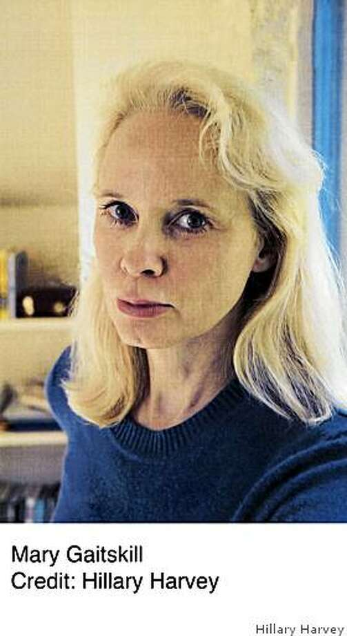 "Mary Gaitskill, author of ""Don't Cry"" / Credit: Hillary Harvey Photo: Hillary Harvey"