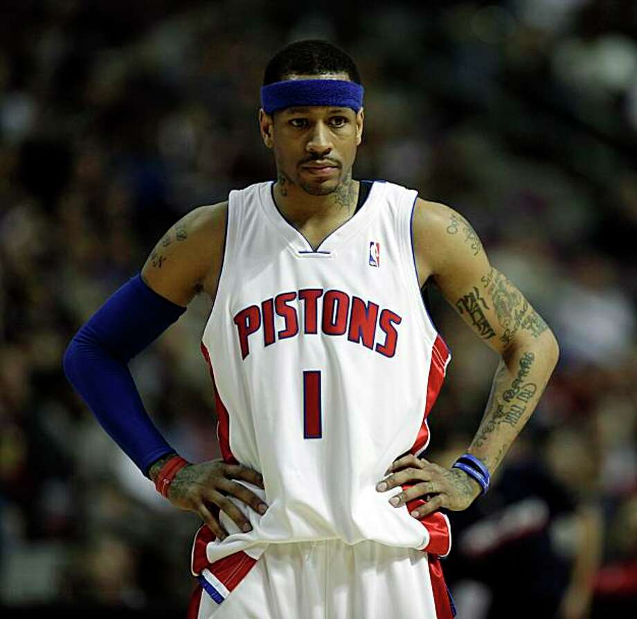 the best attitude e1371 5b6c4 Knucklehead of the week: Allen Iverson - SFGate