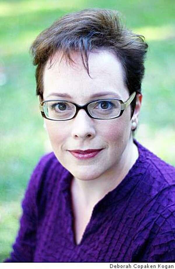 "Julia Angwin, author of ""Stealing MySpace"" / Credit Deborah Copaken Kogan Photo: Deborah Copaken Kogan"
