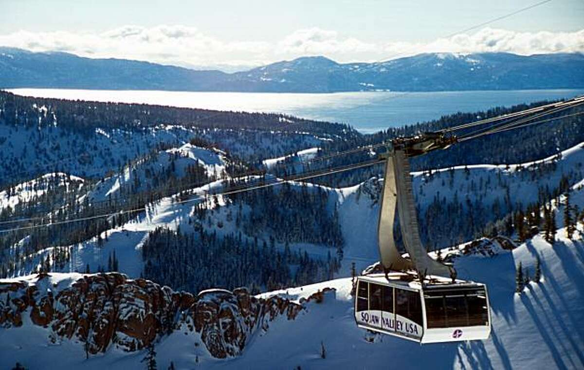 Squaw Valley USA in Tahoe