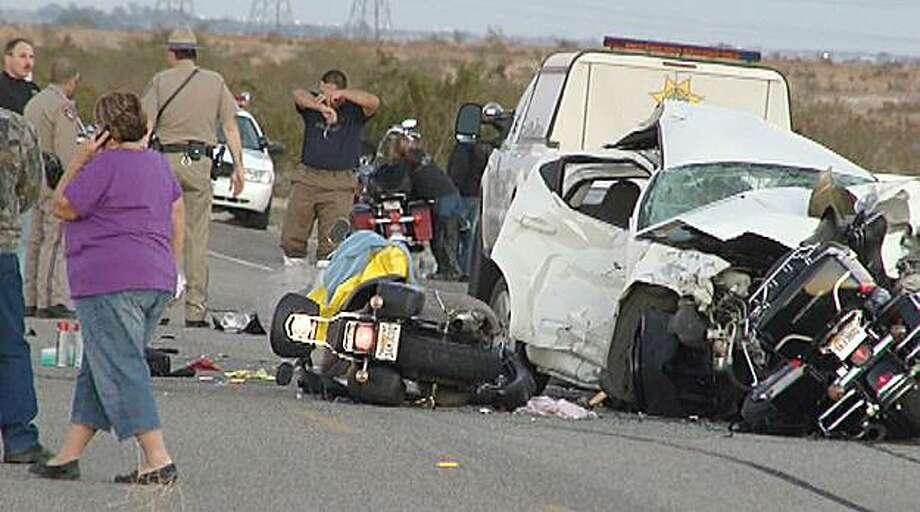 Car Accident I Near Jacksonville Davis