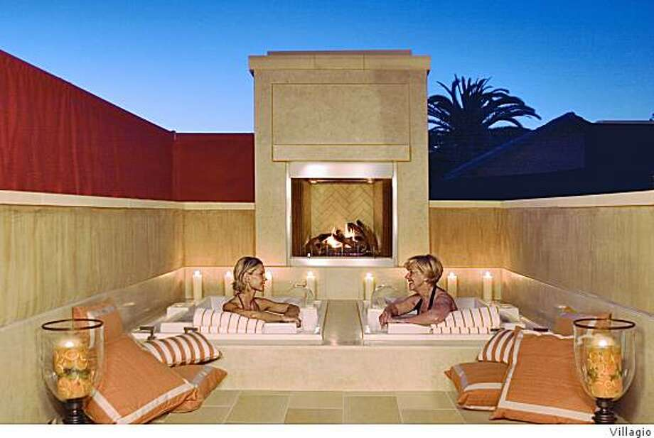 IMages of spa villagio Photo: Villagio