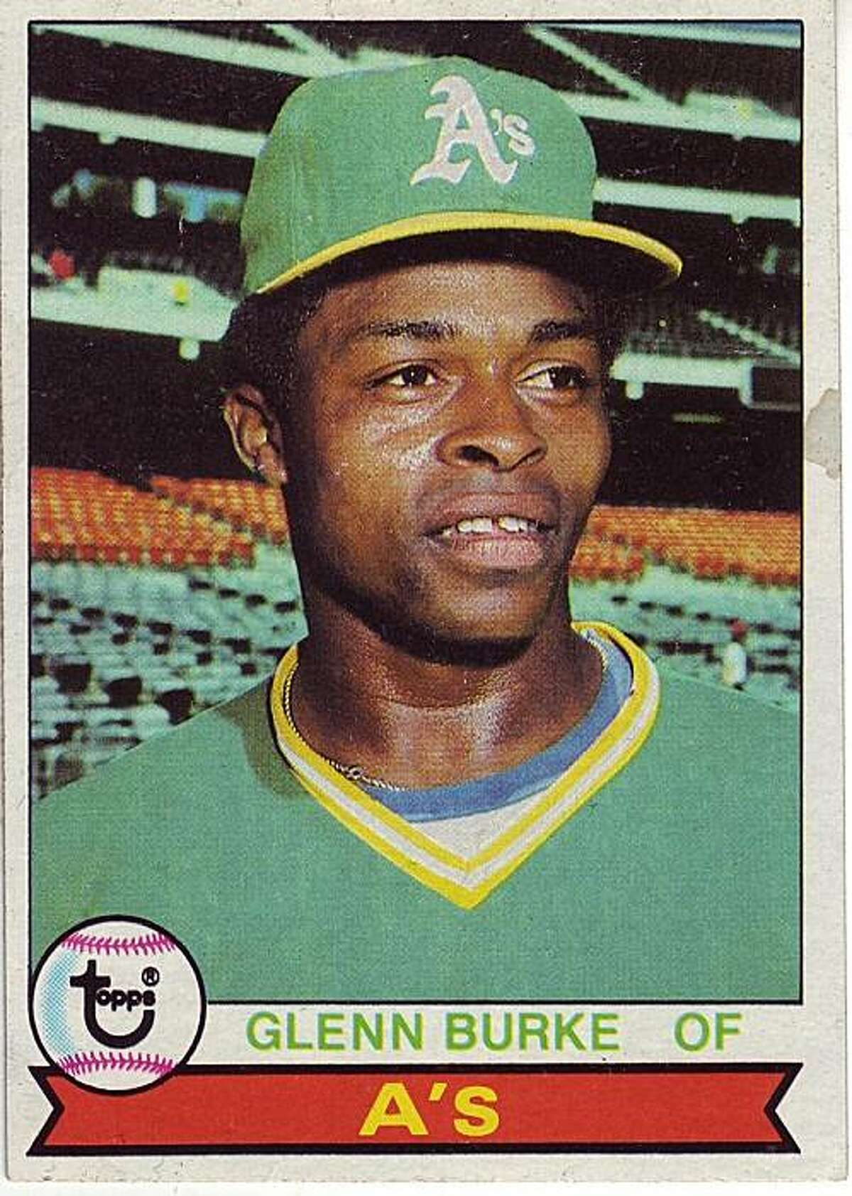 Glenn Burke played for the Los Angeles Dodgers and Oakland A's, and was also a star in the first Gay Games.