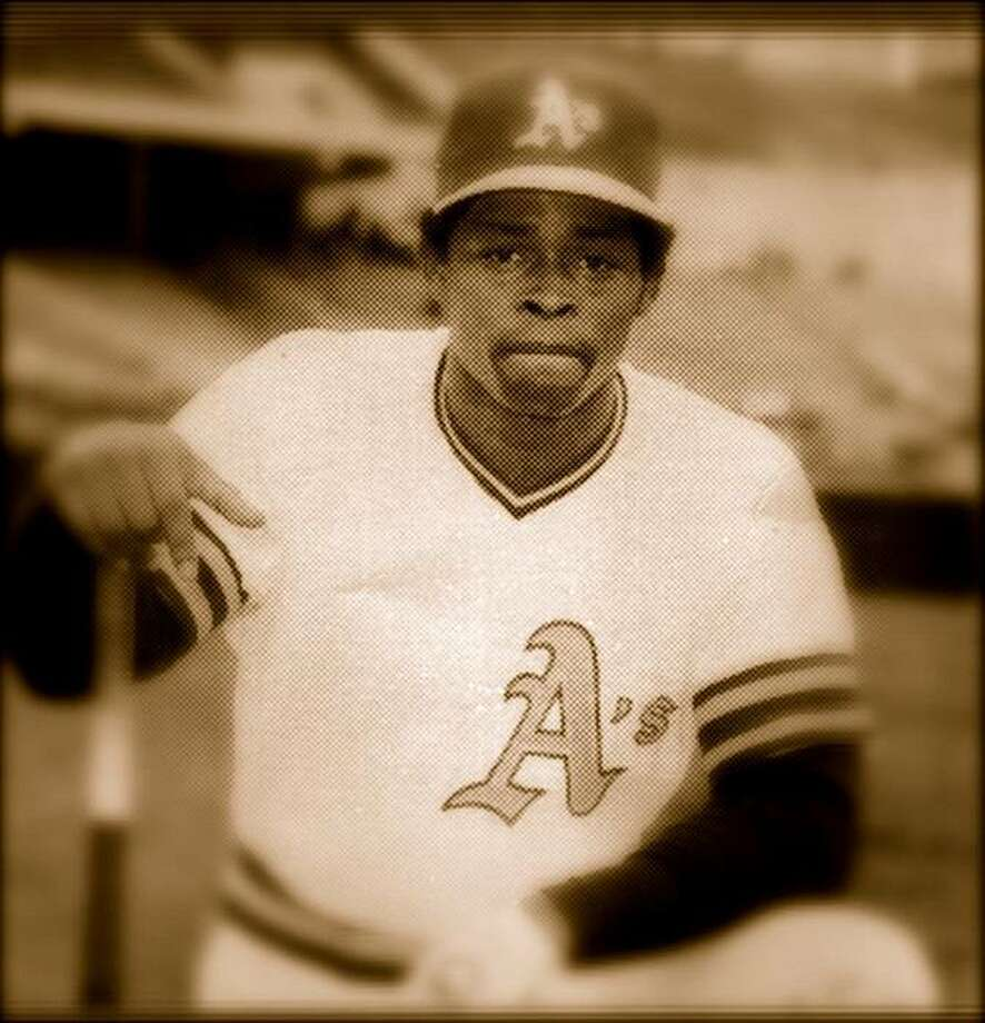 Glenn Burke played for the Los Angeles Dodgers and Oakland A's, and was also a star in the first Gay Games. Photo: Comcast SportsNet Bay Area