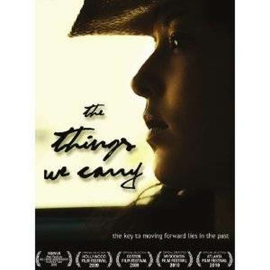 dvd cover THE THINGS WE CARRY Photo: Amazon.com