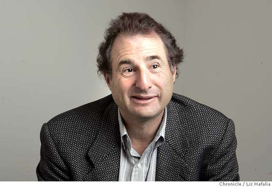 REALQANDA21_047_LH.JPG Ken Rosen, UC Berkeley Fischer Center.  � Shot on 11/9/04 in San Francisco. LIZ HAFALIA/The Chronicle Ran on: 12-12-2004 Ran on: 12-12-2004 MANDATORY CREDIT FOR PHOTOG AND SF CHRONICLE/ -MAGS OUT Photo: Liz Hafalia