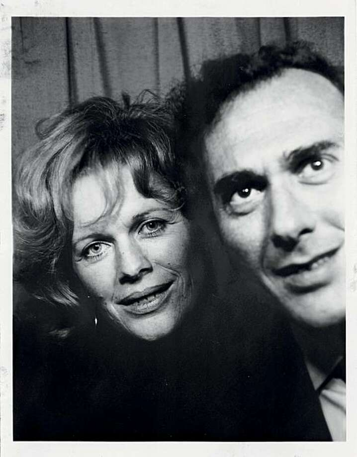 Antonia Fraser and Harold Pinter Photo: Random House