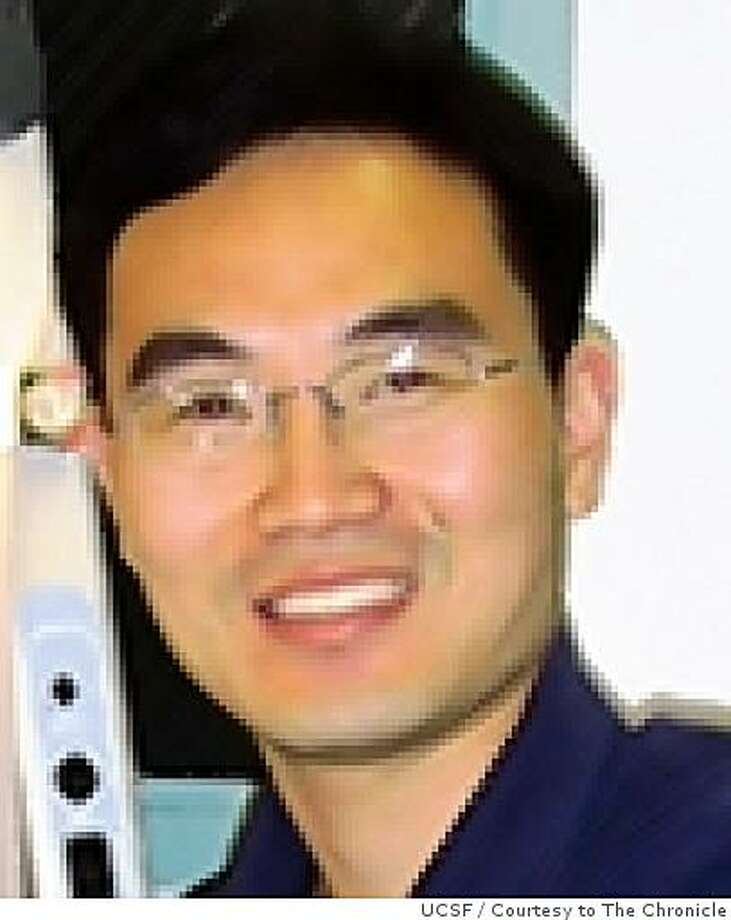 Benchun Liu, a doctor in the UCSF urology department is accused of poisoning a colleague, Mei Cao. Photo: UCSF, Courtesy To The Chronicle