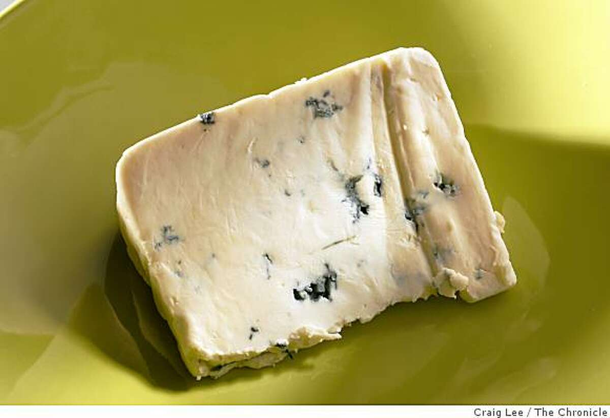 Point Reyes Original Blue cheese in San Francisco, Calif., on March 19, 2009.