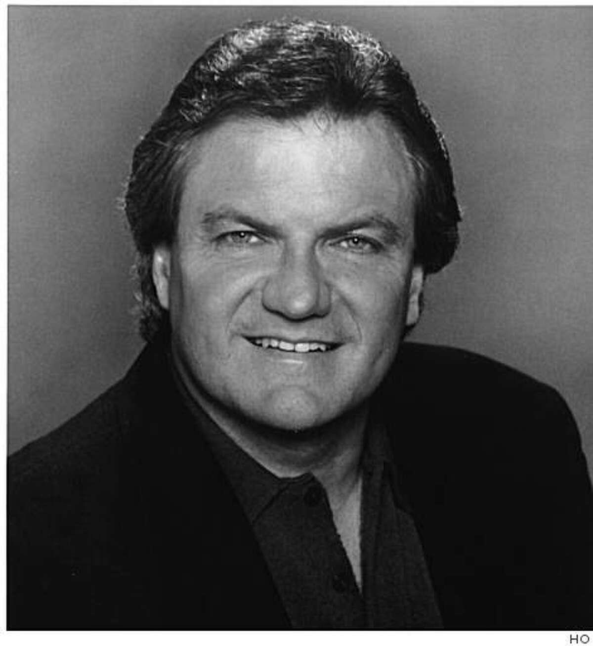 Former KNBR host Ralph Barbieri.